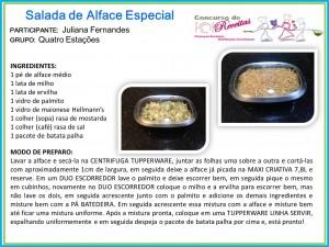 Salada de Alface Especial