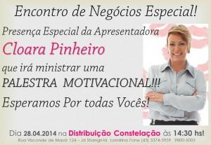 Convite Cloara